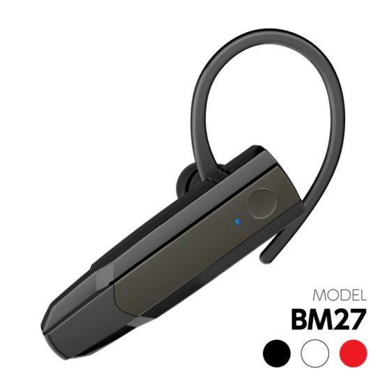 テレワーク対応 Bluetoothヘッドセット Ver5.0 BM27モデル