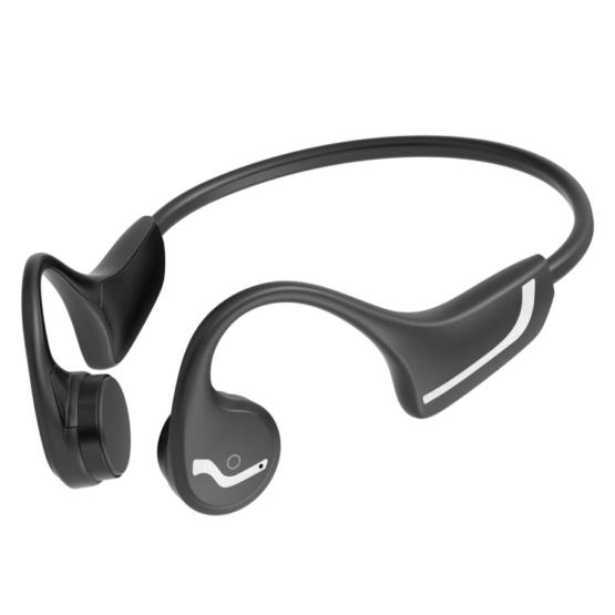 骨伝導ワイヤレスヘッドセット ワイヤレスイヤホン タッチセンサー対応 防水IPX4準拠 Bluetooth Ver5.0 BS55モデル