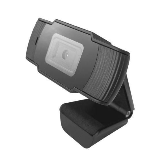 WEBカメラ ワイドスクリーンHD対応 100万画素 マイク付き フレキシブルスタンドタイプ テレワーク SK85モデル