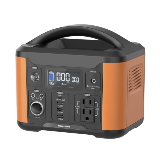 ポータブル電源120W L108モデル